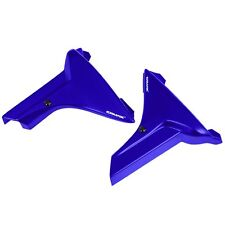 Radiator Scoops by ERMAX FZ-09 FZ09 Blue Motorcycle Parts DBY-ACC56-24-89