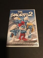 2013 Columbia Pictures THE SMURFS 2 DVD New! In Unopened Case!