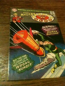 House of Mystery #170 Oct 1967 VG Shape Great Pages Martian Manhunter DC Comics