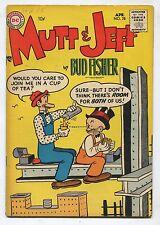 MUTT AND JEFF #78 (4.5) 1955