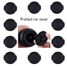 50 x 49mm Plastic Snap On Front Lens Cap Cover For SLR DSLR Camera DV Leica Sony