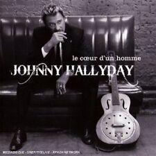 Johnny Hallyday Disque CD le Coeur D'un Homme - Warner 2564698108 Frais Rèduit