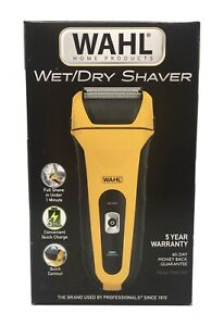 WAHL Wet/Dry Shaver Rechargeable Precision Trimmer SEALED Model 7069-200 NIB