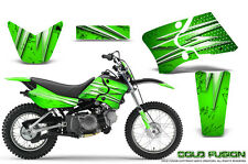 YAMAHA TTR90 CREATORX GRAPHICS KIT DECALS COLD FUSION G