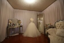 ALLURE ROMANCE SIZE 10 WEDDING DRESS GOWN USED ONCE