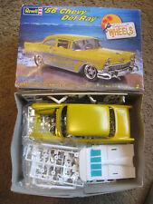 REVELL '56 CHEVROLET DEL RAY MODEL KIT 1956 CHEVY