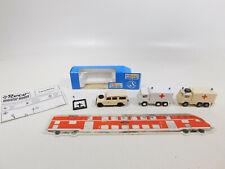 CL23-0,5 #3x Roco H0 / 1:87 Drk-Modell : 1380 Land Rover + Steyr, S.G 1x Box
