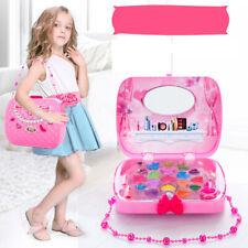Princesa Juguetes cosméticos - Kit de Maquillaje Regalo para Niña Pequeñas