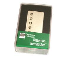 Seymour Duncan TB-6 Distortion Nickel Cover Trembucker Bridge Pickup 11103-21-Nc