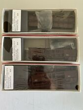 Lot Of 3 HO Scale InterMountain USRA Composite Drop Bottom Gondola N.C. & ST.L.