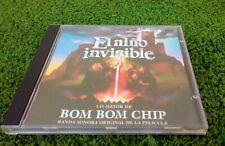 BOM BOM CHIP CD BSO EL NIÑO INVISIBLE RECOPILATORIO 1995