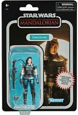 Star Wars The Vintage Collection Hasbro Cara Dune Carbonized MOC blister neuf