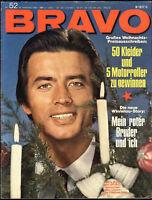 BRAVO Nr.52 vom 19.12.1966 Spencer Davies Group, Pierre Brice, Sandie Shaw ....