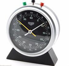 Heuer Industrie Stoppuhr REF:  713 mit Box stopwatch with box watch