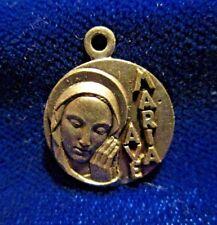 Ave Maria Fatima Medal