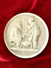 Porcelaine ou Biscuit Médaillon XXéme siècle