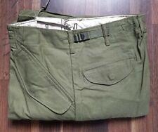 Original M65 US ARMY VIETNAM Feldhose Gr. S Neu Trousers Cold Weather Pants Hose
