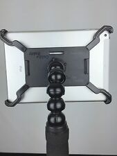 iPad Monopod Mount / Bracket  for iPad 1,2,3 or 4  Works with Tripods Too!