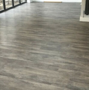 Amtico Spacia Smoked Timber 1m2 XL Wide Plank  (22m2 Available) 7.25 X 48