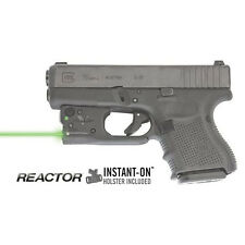 Viridian Reactor 5 Green Laser Sight for Glock 26/27 with Pocket Holster