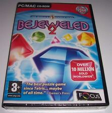 Bejeweled 2-windows 98/me/xp/vista/7 * NOUVEAU *