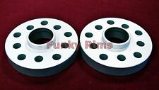 25mm PAIR Hub Centric Spacers 57.1mm 5x100 5x112 FITS Audi Seat Volkswagen VAG