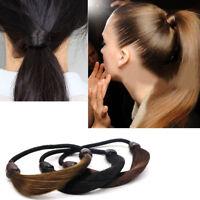 Elastico capelli accessori fascia coda di cavallo acconciatura donna ragazza