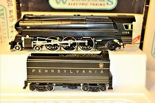 EXCELLENT PLUS WILLIAMS BRASS 2 RAIL PRR K4s 4-6-2  CAB#1120 Stream Line Pacific