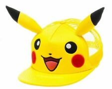 Pokemon Pikachu With Ears Logo Adjustable Snapback Cap/Hat