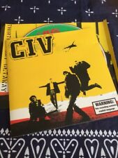 CIV THIRTEEN DAY GETAWAY CD  GORILLA BISCUITS NEW YORK HARDCORE PUNK  SXE