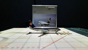 1/400 Herpa Lufthansa Boeing 737-200 D-ABHX Silver