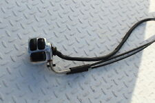 HARLEY-DAVIDSON RIGHT CLIP ON HANDLE KILL OFF START SWITCH SWITCHES CABLE 71564-