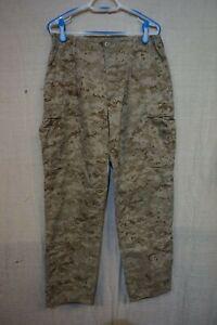 Original USMC MARPAT Desert Camo Trousers American Marine