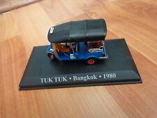IXO ALTAYA 1/43 - TUK TUK BANGKOK 1980 TAXI DIECAST MODEL CAR