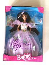 VTG 1994 Teresa BUTTERFLY PRINCESS Barbie Doll Brunette Mattel #13238 NEW NRFB