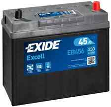 EB456 3 Year Warranty Exide Battery 45AH 330CCA W154SE Type 154