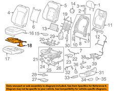 Buick GM OEM 10-11 LaCrosse Driver Seat-Seat Cushion Htr 20963865