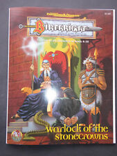 AD+D 2nd Ed Birthright Adventure - Warlock of the Stonecrowns