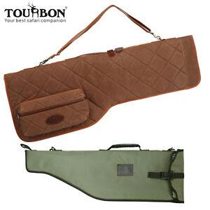 Shotgun Carry Bag Case Breakdown Gun Holster Pack Scabbard Nylon/Canvas-TOURBON
