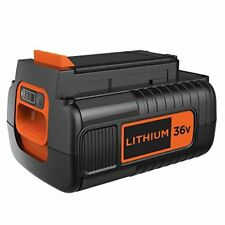 Black+Decker BL20362-XJ Batteria al Litio, 36 V, 2.0 Ah (w1A)