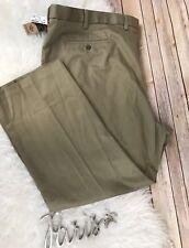 NWT Dockers Signature Khaki Men 54W L30  Pleated Pants Big & Tall MSRP $54