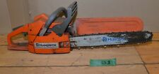 Husqvarna 41 chainsaw # 440 gas chainsaw vintage collectible firewood saw tool