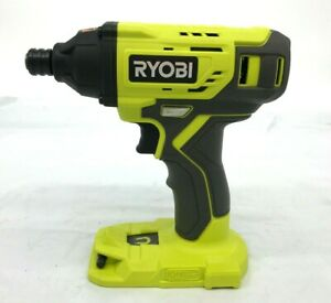 "RYOBI P235AVN  18-Volt ONE+ CORDLESS 1/4"" IMPACT DRIVER, LN"
