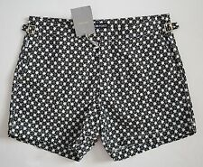 TOM FORD Geometric Print Swim Trunks Shorts Swimsuit Beachwear IT-48 US-31/32""