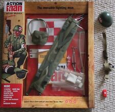 vintage action man 40th anniversary medic card boxed