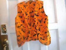 Womens Vest Tailor-Made Halloween bartender/server style sz S/M 36 bust L@@K