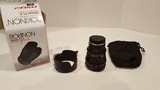 Rokinon 50mm T1.5 AS IF UMC CINE DS DS50M-NEX - New w/ package wear