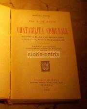 ECONOMIA_GIURIDICA_AMMINISTRAZIONE MUNICIPALE_GIUNTA_CONTABILITA'_DE BRUN_MERLA