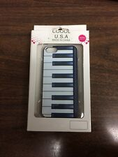 iPhone 5s Case Piano Keys Design Brand New