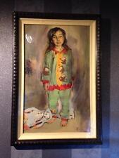 Original Artwork by Kent Williams, Monkey Pyjamas